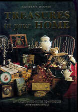 Reader's Digest  Treasures in Your Home: An Illustrated Guide to Antiques and...