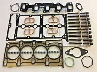 HEAD GASKET SET BOLTS FOR 1.3 CDTi HDi ASTRA CORSA NEMO BIPPER MERIVA AVEO VCDi