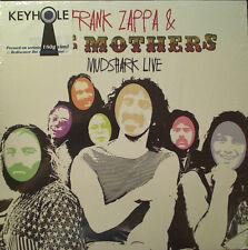 FRANK ZAPPA & THE MOTHERS MUDSHARK LIVE MONTREAL JULY 5 1971 LP UK IMPORT New