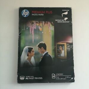HP CR674A Premium Glossy Photo Paper A4 - 45 Sheets (226)