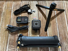 GoPro hero 5 session CHDHS-501 Hero5 + Remote+64GB Card+3-Way Arm + Tripod (42)