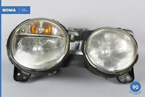 02-04 Jaguar S-Type X202 Right Passenger Halogen Headlight Lamp XR8313005AF OEM