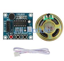 ISD1820 Sound Voice Recording Playback Module Audio Mic Sound + Loudspeaker