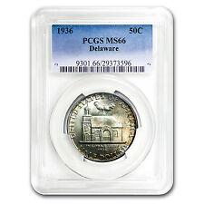 1936 Delaware Tercentenary Half Dollar MS-66 PCGS - SKU #90587
