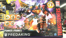 Transformers Hasbro Potp Power of The Primes TITAN Class Predaking INSTOCK Fast
