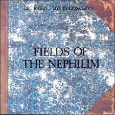 Fields of the Nephilim BBC Radio 1 Live - UK CD EP