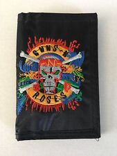 Guns N�?Roses Rock Band Trifold Wallet Embroidery USA Seller