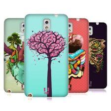 Cover e custodie Head Case Designs per cellulari e palmari per Samsung silicone / gel / gomma
