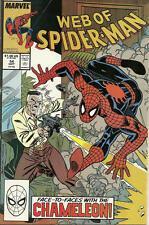 Web of Spider-Man Vol. 1 (1985-1995) #54