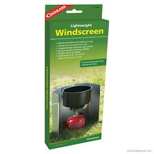 Coghlan's Lightweight Hiking Camp Stove Windscreen for Backpack Stoves 8566