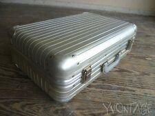 Stylischer RIMOWA Reisekoffer Koffer Alublech 50er 60er 50s 60s
