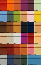 Made To Measure Replacement Vertical Blind Slats - 35 Colours - Any Size - 3.5""