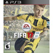 (READ DESCRIPTION) FIFA 17 PS3