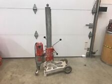 Core Drill Milwaukee 4004 Dymodrill with stand