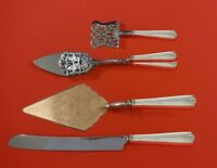 Etruscan by Gorham Sterling Silver Dessert Serving Set 4 pc Custom Made