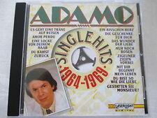 Adamo - Singlehits 1964-1969 - CD