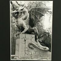 Dan Westfall Photograph Slovenia Dragon Statue Photo 5x7 Print Matted 8x10 Art
