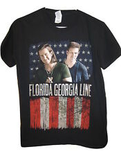 Florida Georgia Line 2012 THIS IS HOW WE ROLL T Shirt sz S Concert Country Music