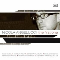 cd Nicola Angelucci - First One