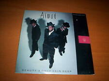 "ASWAD   ""BEAUTY'S ONLY SKIN DEEP""   LIMITED EDITION     7 INCH 45    1989"