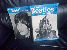 THE BEATLES MONTHLY BOOK No. 23 ISSUE JUNE 1965  LOVELY CONDITION 2nd YEAR FAB