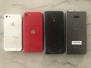 Iphone And Android Phone Lot parts only