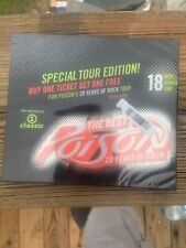 The Best of Poison: 20 Years of Rock [CD/DVD] by Poison (CD, May-2006, 2 Discs,