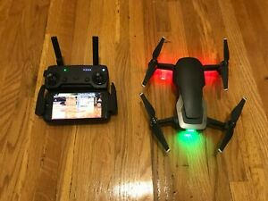DJI Mavic Air Fly More Combo Drone. Onyx Black w Polar Pro ND Filters