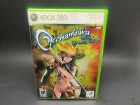 Onechanbara: Bikini Samurai Squad (Microsoft Xbox 360, 2009) NO MANUAL  Good