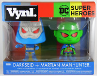 Funko VYNL Vinyl Figure - DC Comics: DARKSEID + MARTIAN MANHUNTER