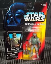 Kenner Star Wars The Power of the Force: Boba Fett Action Figure