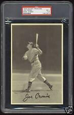 1939 JOE CRONIN R303-B Goudey Premium - PSA 5.5 (EX+)