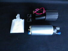 HIGH VOLUME FUEL PUMPS 255 LPH EFI REPLACES WALBRO INC FITTING KIT