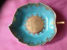 Vintage! German Porcelain Trinket/Candy Dish Karlsbader GEGR 1921 DW Wertarbeit