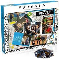 Friends Scrapbook 1000 Piece Jigsaw Puzzle