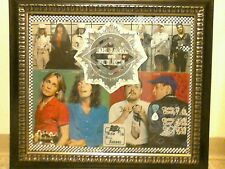 Cheap Trick In color album cover signed.2pics ,1pass +4R.R. H.O.F.