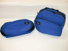 KJD LIFETIME saddlebag liners for R1200RSW/RS/R, S1000XR, F800GT cases (Blue)