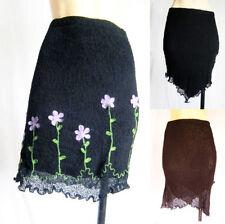 Faldas de mujer de poliamida talla 38