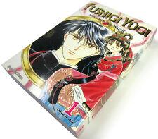 Fushigi Yûgi Three in One Volume 1 by Yuu Watase (VIZBIG Edition, English Manga)