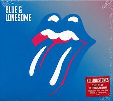 Rolling Stones Blue And Lonesome CD NEW Just Your Fool I Gotta Go Mick Jagger