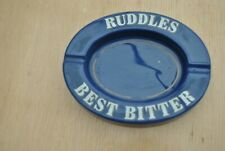 PUB ASHTRAY - RUDDLES