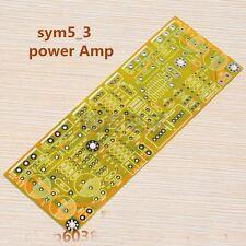 150W Class AB Audio Power Amplifier Board PCB anhand symasym 5-3