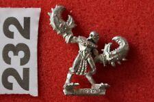 Games Workshop Daemonettes de Slaanesh demonio Metal Figura Fantasía 1990s fuera de imprenta B2