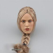 "POPTOYS EX019 A/B 1/6th Joan of Arc Head Sculpt B Jeanne d'Arc For 12"" Figure"
