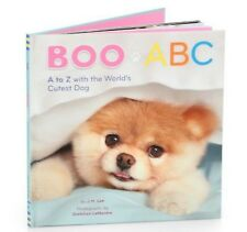 Boo ABC A to Z with the World's Cutest Dog by J.H. Lee  Alphabet Book NEW