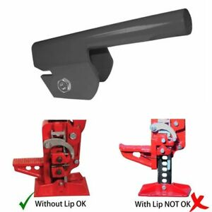 Jack Tube Lifting Attachment Adaptor for High Lift Hi-Lift Farm Jack 4x4 Offroad