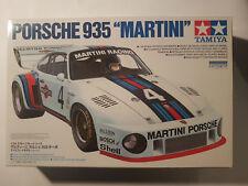 "Porsche 935 ""Martini"" TAMIYA 1/24 scale"