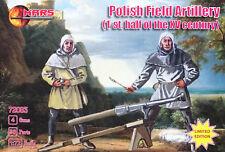 Mars 72063 Polish field artillery (1st Half of the XV century) en 1:72