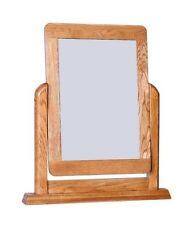 "Rectangle Rustic Medium (12"" - 24"") Width Decorative Mirrors"