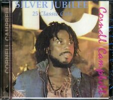 SEALED NEW CD Cornell Campbell - Silver Jubilee: 25 Classic Cuts